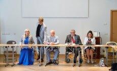 DELFI FOTOD: Keskerakondlased kogunesid järjekordsele tööseminarile