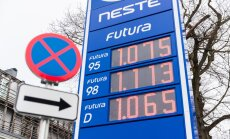 FOTOD: Neste müüb täna kütust hulgihinnaga, teised tanklad läksid hinnalangusega kaasa