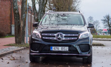 Motorsi proovisõit: Mercedes-Benz GLS - tootja pandi kukalt kratsima