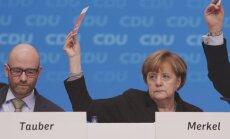 """Kaader filmist """"Angela Merkel: ootamatu""""."""