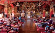 Nepali mägedesse? Ei, hoopis kloostrisse mõtlusturistina