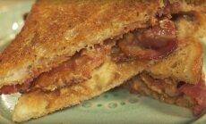 KIIRE HOMMIKUSÖÖGI SOOVITUS: Kõige kitšim hommikusöök ehk Elvis Presley hommikuvõileib