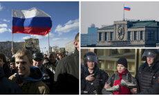 Analüütik: kui homme saab teoks ka Venemaa kaugvedude autojuhtide streik, siis on Vene rahvas taas üllatanud muud maailma