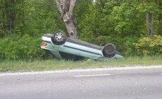 Õnnetus Rapla-Märjamaa teel
