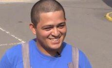 VIDEO: PÄEV TÖÖTEGIJAGA: Hondurasest pärit Jose peseb mitusada autot päevas ja armastab ahjukartulit!