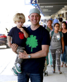 Imeline jõulukingitus: Michael Bublé 3-aastane poeg saab pühad oma pere seltsis veeta
