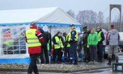 Liikumispuudega vabatahtlikke oodatakse kadunud inimeste otsingutele