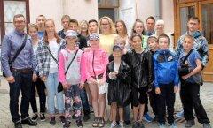 "Молодежь из Ласнамяэ и Маарду посетили музей ""Легенды Таллинна"""