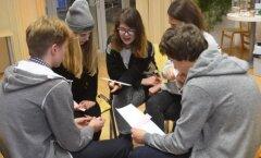 Молодежь из Ида-Вирумаа ознакомилась с неформальными способами обучения