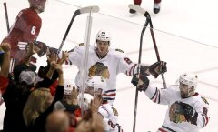 Chicago Blackhawks - Phoenix Coyotes, NHL