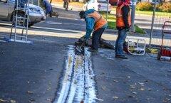 Telliskivi tänava remont