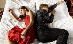 Поза, в которой спит человек, говорит о его болезнях