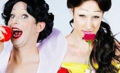 VIDEO ja GALERII: Vaata seda imelist muutumist — tavalistest meestest saavad kaunid printsessid
