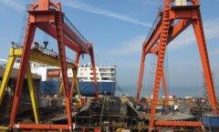 Sefine laevatehas Türgis