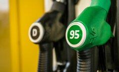 Aluksnes on kütus praegu kallim kui Võrus