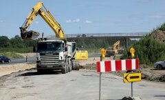 Kolme suure maanteeprojekti ehituseks kulus oodatust oluliselt vähem raha