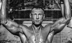 Tanel Buström Mõisakülast tuli Läti meistriks kulturismis