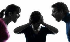 Miks on nii raske lahendada lapse ja vanema vahelist konflikti