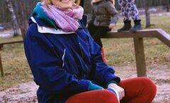 Noor sakslanna Tõrvas: Siinsed inimesed on nii lahedad ja hullud - igaüks tegeleb mingi kunstiga