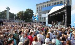 Таллинн преодолел рубеж в 444 000 жителей