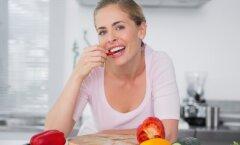 Toitumisnõustaja annab nõu: millised toidud teevad tuju heaks?