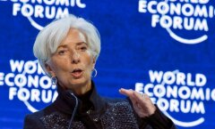 Lagarde: Ukraina jääb ilma reformideta ja korruptsiooni väljajuurimiseta IMF-i toest ilma