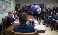 Avalikkuse surve ja järjest ilmunud murettekitavad uudised võtsid Repinskilt ministrikoha.