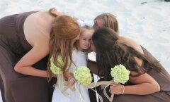 Doktor palub lapsevanemaid: ärge musitage oma lapsi huultele
