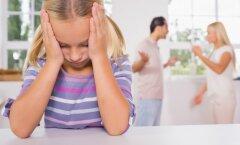 Psühholoog: kahe kodu mudel on lapsele sobiv rahumeelsete lahkuminekute korral