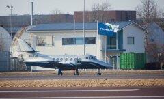 AVIESi lennuk Tallinn-Kuressaare