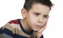 Laps teab alati, kui vanemad kaklevad, kuid vanemad ei tea tihti, mis mõju see lapsele avaldab