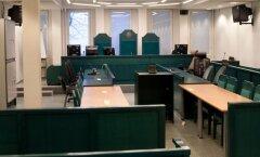 Maadevahetuse kohtusaal