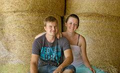 Ivaski talu trump on kokkuhoidev pere