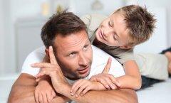 Lõbusaid õpetusi tänapäeva lapsevanemale: 9 viisi, kuidas koos lapsega ilma nutitelefonita aega veeta