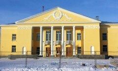 Реновация культурного центра в Кохтла-Ярве идет по намеченному графику