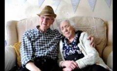 Tõelise armastuse lugu: nad leidsid teineteist 9aastaselt ja on 85 aastat hiljem ikka õnnelikult koos