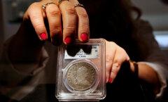 Kaks haruldast münti jäid müümata