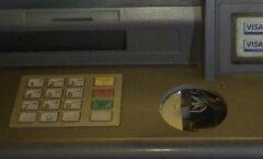 ATMide rünamine Tallinnas