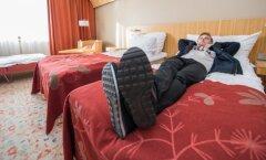 Superstaarid hotellis Euroopa