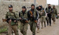 Сирийские повстанцы приедут на организованные Россией переговоры