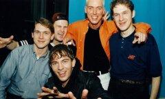 Peeter Rebane meenutab ööklubi Hollywoodi algust: esimesed 2,5 aastat veetsime vennaga klubis kõik ööd