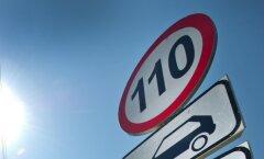 Dilemma: suurem kiirus või lühem kodutee Laagri-Ääsmäe teelõigul?