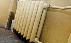 Kohtla-Järvel on kütte eest võlgu üle 20 maja, soojussõlmed vastu talve kinniplommitud
