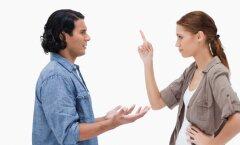Tülitse terviseks: kaheksa kõige tavalisemat paaride vaidlust, mis mõjuvad suhtele ainult ergutavalt
