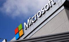 Microsoft on pilve abil jälle tõusmas