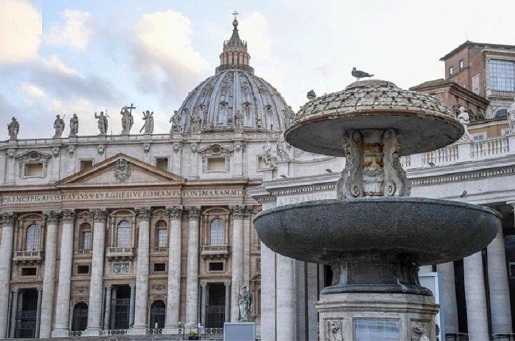 ВВатикане отключили сотню исторических фонтанов