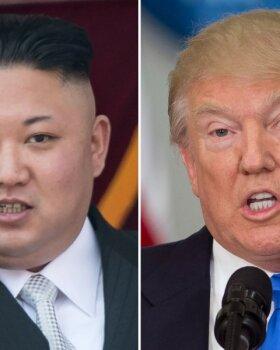 VIDEOÜLEVAADE ja KRONOLOOGIA | Hirmunud peni ja enesetapjast rakettmees: Trumpi ja Kimi sõnasõda võtab tuure