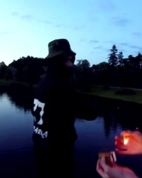 VIDEO | Eesti youtuber pannakse klikkide nimel põlema