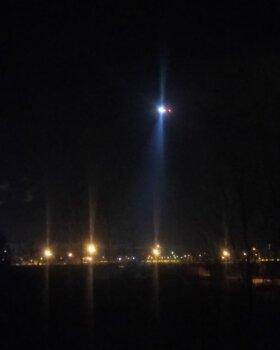 FOTOD ja VIDEO | Loo alevikus otsiti öösel helikopteriga taga 67-aastast Evaldit