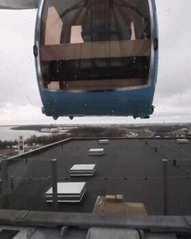 DELFI VIDEO | Kõige esimene sõit T1 uue vaaterattaga